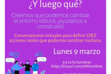Feminismo - Conversatorios